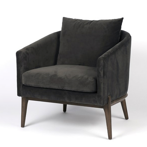 Bond Street Accent Chair - Dark