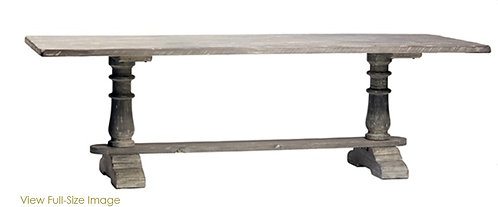 """Livorno Dining Table - 84"""" or 96"""""""
