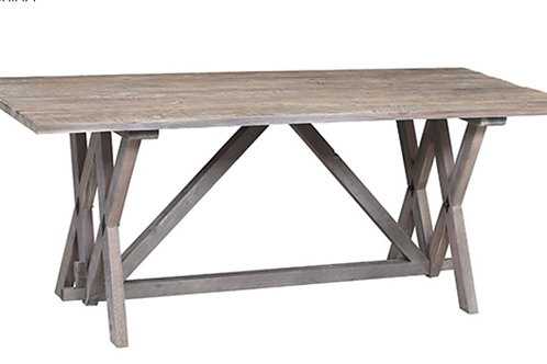 """Azurro 78"""" Dining Table"""