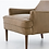 Thumbnail: The Harrison Chair - Brown Leather