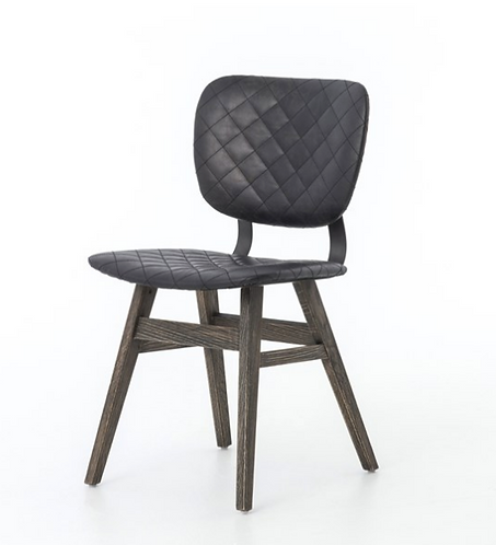 Bedford Dining Chair - Black