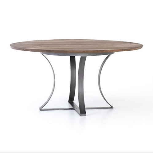 """Astoria Dining Table - 60"""" or 48"""""""