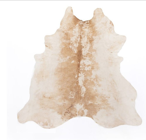 Cowhide Rug - Light