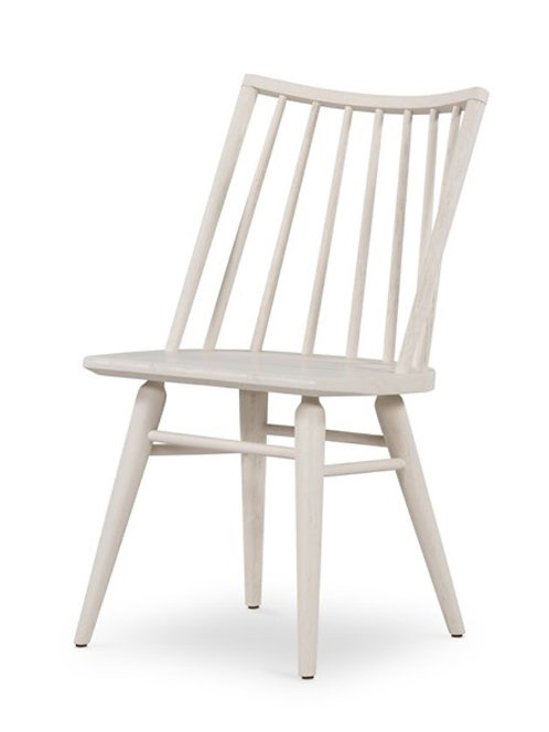 London Dining Chair - White Wash