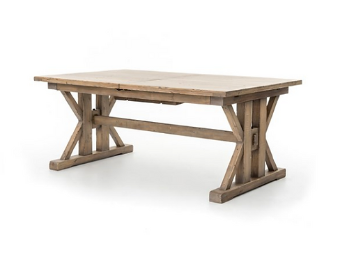 Pienza Tuscan Extension Table