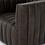 Thumbnail: Cooper Swivel Chair - Dark Brown