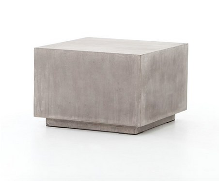 Union Concrete Coffee Table (Indoor / Outdoor)