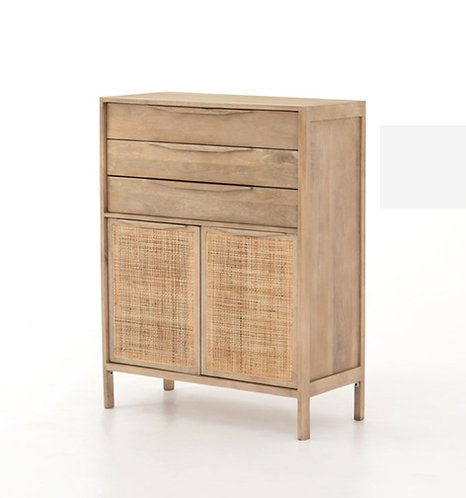 Sorano Tall Dresser - Natural