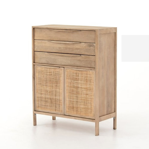 Sorano Tall Dresser - Natural