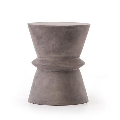 Astor Concrete Side Table