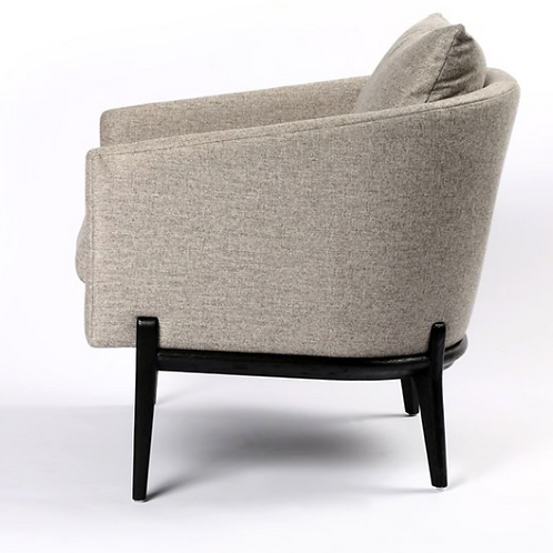 Bond Street Accent Chair - Gray