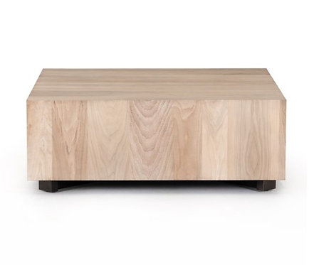 Yunque Square Coffee Table - Light