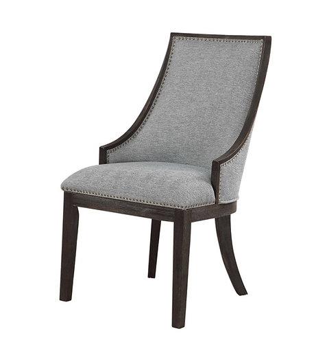 Borolo Dining/Side Chair - Denim Grey