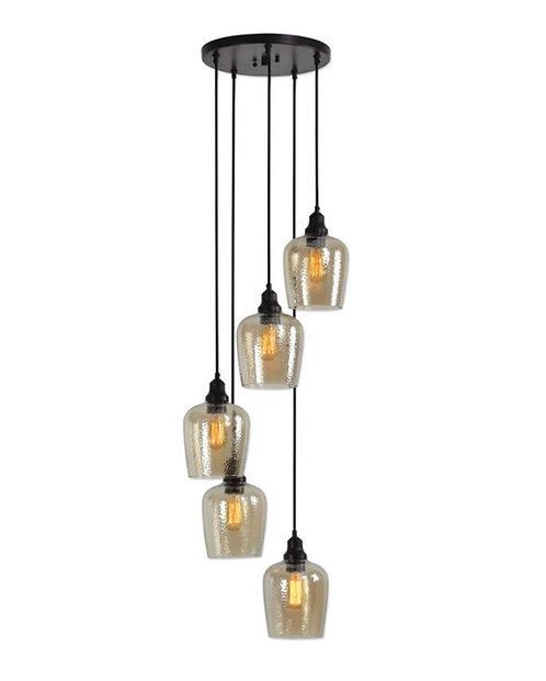 Ines 5 Light Pendant