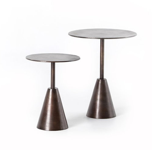Cormac Bunching Tables (set of 2) - Antique Rust