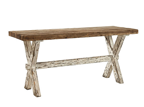 Old Fields Console Table