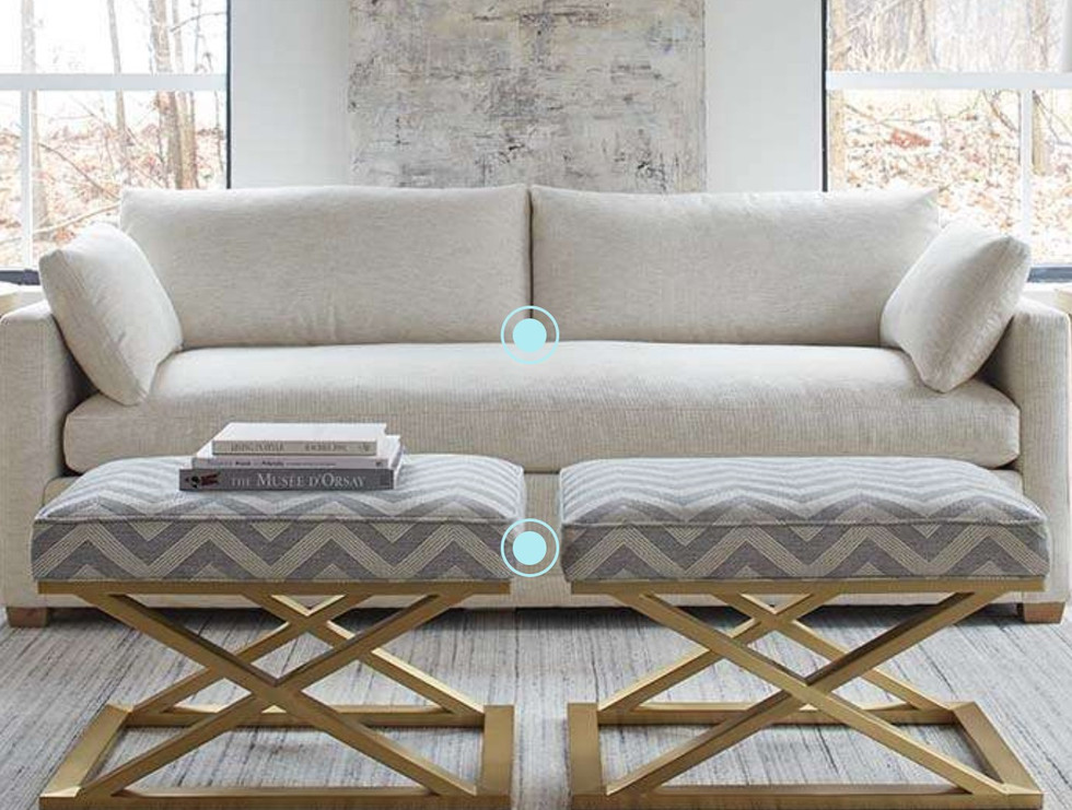 Maiden Sofa - Bench Seat