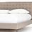 """Thumbnail: Vestry Bed - Natural 48"""" Tall"""