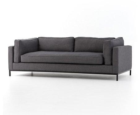 """Warren Sofa - 91"""" in Grey"""