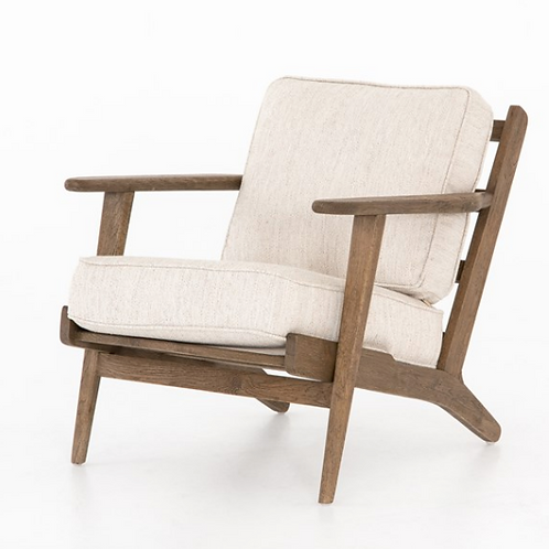 Wasatch Lounge Chair - Natural