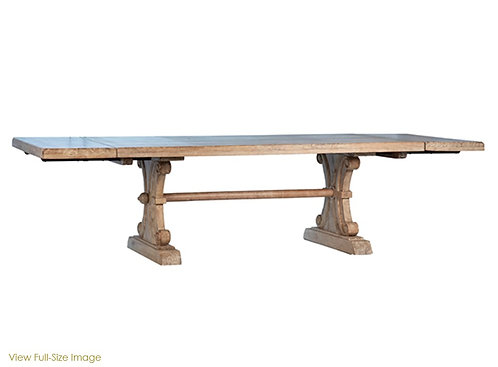 """Trento Extension Dining Table - 84""""-120"""""""