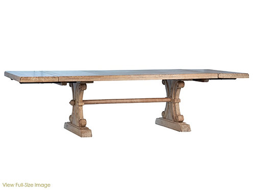 "Trento Extension Dining Table - 84""-120"""