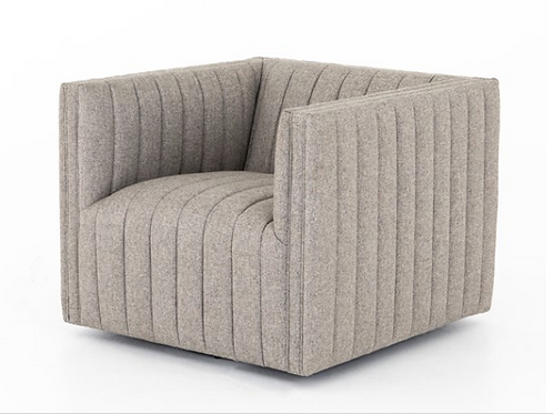 Cooper Swivel Chair - Fabric