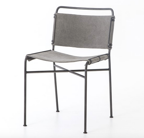 Whitney Dining Chair - Grey