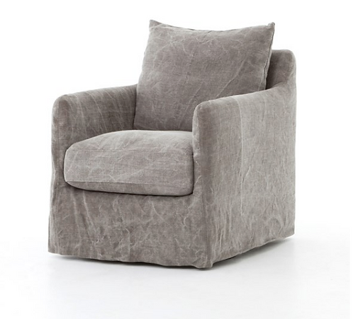 The Perry Street Swivel Chair