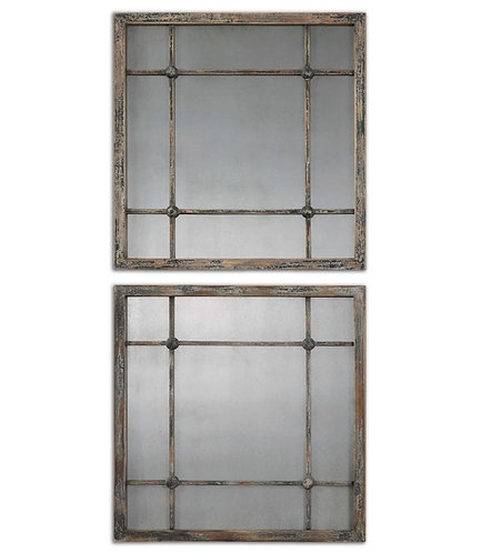 Rotonda Mirrors - Set of 2