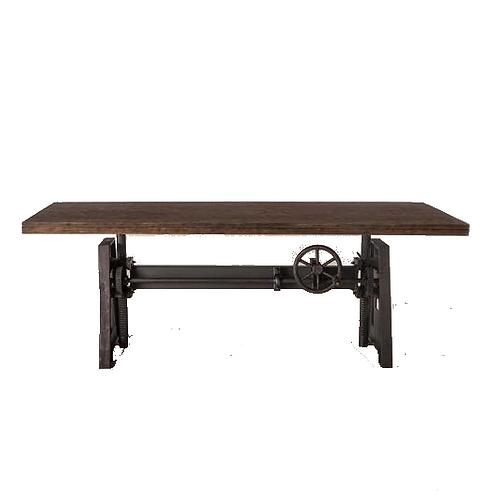 Levitt Industrial Dining Table