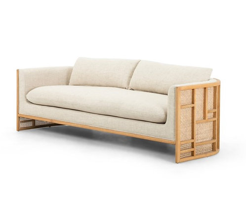 Winslow Sofa - Natural in Performance Fabric