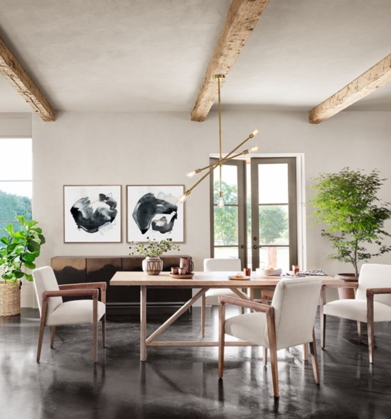 Minimalist Elegance - Dining Collections