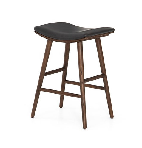 Milo Bar or Counter  Stools - Faux Leather