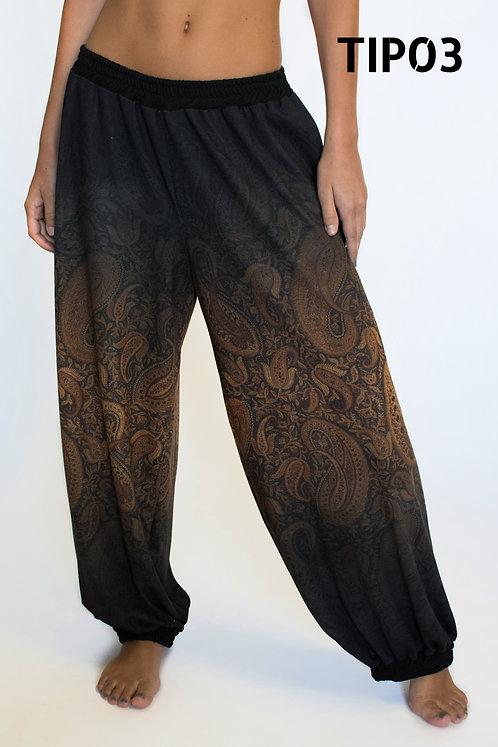 TIP 03 Pantalón sublimado, cintura elastizada. Muy practico y cómodo!
