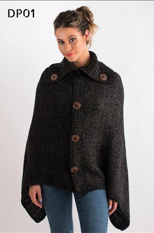 DP01 Casaca de lana, calidad premiun