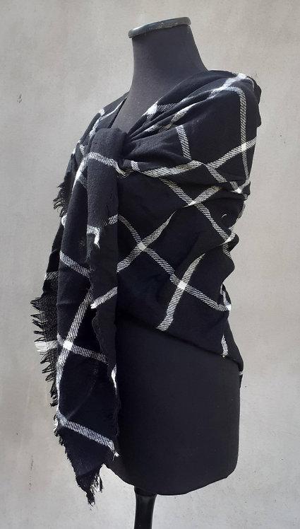 AD 26 Triángulos de lana bicolor. Grandes