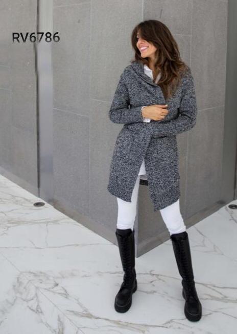 6786 Cardigan de lana, Importado