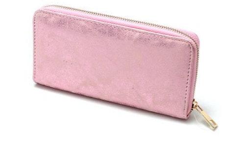 BT 82-  Billetera Pink brillante