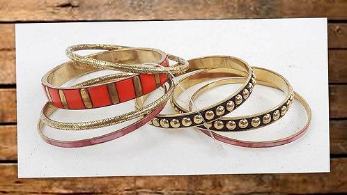 B-645 Pack de pulseras de india