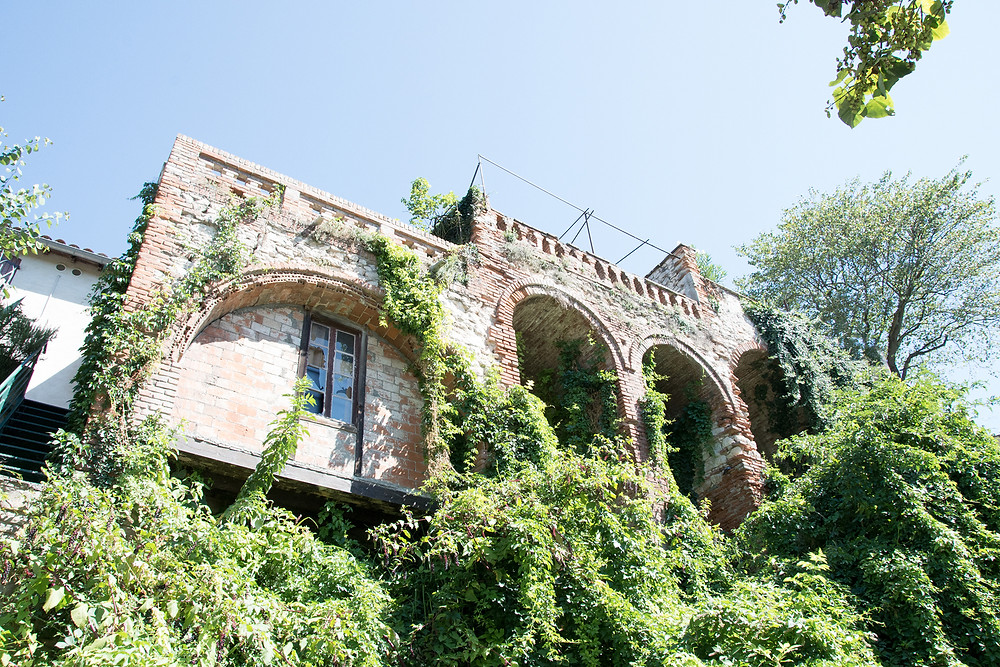 photographie façade maison, crédit hortense rossignol graphisme