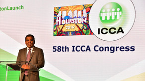 1,000 attendees at ICCA's 58th Congress in Houston, Texas