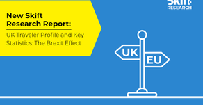 The Impact of Brexit on the Travel Industry: New Skift Research