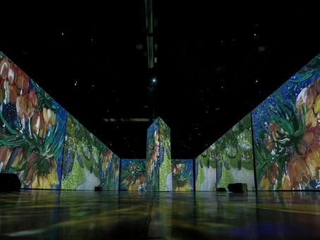 Imagine Van Gogh, Quebec City