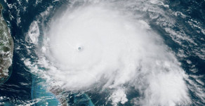 A number of events cancelled due to Hurricane Dorian