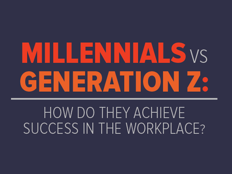Millennials vs Generation Z: How Do They Achieve Success in the Workplace?