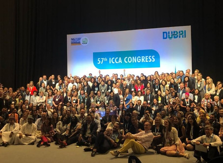 A look back at the ICCA Congress 2018