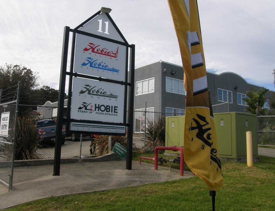 HOBIEオーストラリア工場社屋