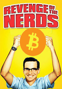"200% gains and ""Revenge of the Nerds"""