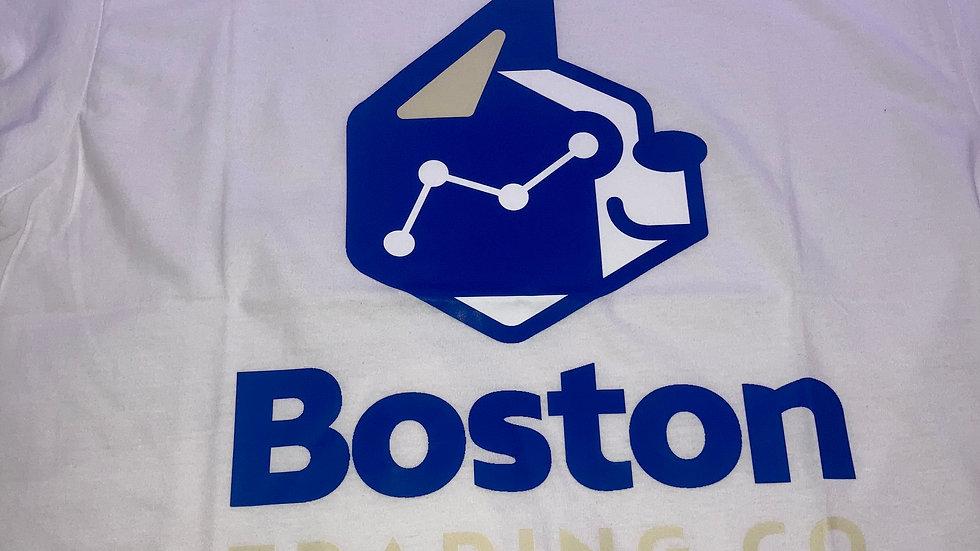 BostonCoin blockchain shirt